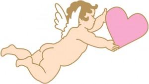 愛を運ぶ天使